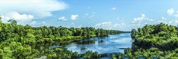 Mississippi river, Louisiana