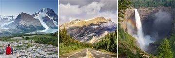 Mount Robson, Icefield Parkway & Wells Gray Provincial Park