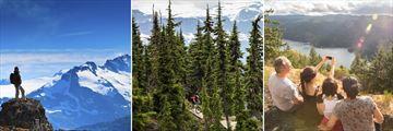 Hiking, Mountain Biking & Family Fun in British Columbia
