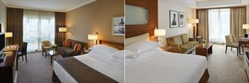 Movenpick Hotel & Apartments Bur Dubai, Superior Room and Executive Deluxe Room