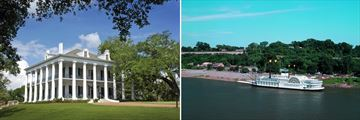 Plantation Home & Riverfront in Natchez