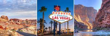 Nevada Roads, Las Vegas & The Grand Canyon