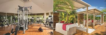 Now Garden Punta Cana, Fitness Centre and Spa Cabins