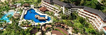 Aerial View of Nusa Dua Beach Hotel