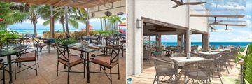 Bluefin and Elements Restaurant at O2 Beach Club & Spa (Artist's Impression)