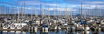 Oak Bay marina, Victoria