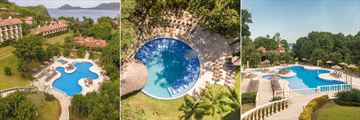Occidental Papagayo, Pools
