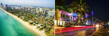 Miami Ocean Drive & South Beach
