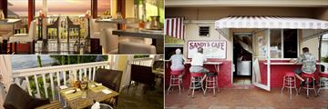 Hot Tin Roof Dining and Restaurant and Sandy's Cafe at Ocean Key Resort & Spa