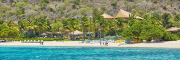 Beach and Water Sports at Oil Nut Bay