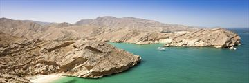 Green Coast Lagoon, Oman