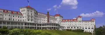 Omni Mount Washington Resort, Exterior
