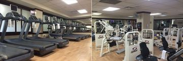 Fitness Centre at Omni Shoreham