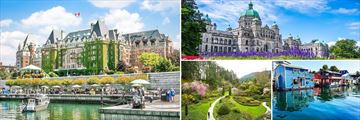 Optional Excursion to Victoria, British Columbia