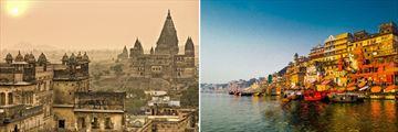 Orchha & Varanasi