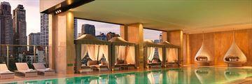 Oriental Residence, Pool