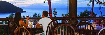 Osprey's Restaurant, Port Douglas