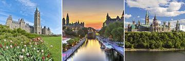Ottawa Cityscapes, Ontario