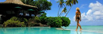 The Pool at Pacific Resort Aitutaki