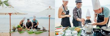 Paradise Beach Resort, Koh Samui, Cooking Class