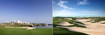 Park Hyatt Abu Dhabi Hotel & Villas, Golf Course