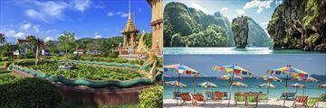 Phuket Island's scenery