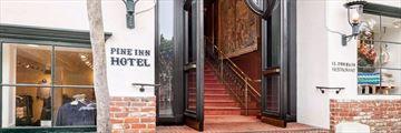 Pine Inn, Exterior