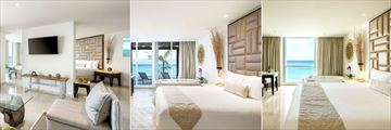 Playacar Palace, Governor Suite, Sand Suite and Ocean View Suite