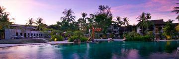 Pool and Exterior-The Slate Phuket