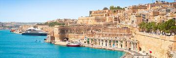 Port of Valletta, Malta