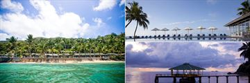 Resort scenery and views, Praslin