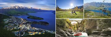 Landscapes & Activities in Queenstown