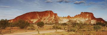 Rainbow Valley, just south of Alice Springs