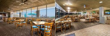 Peppercorns Restaurant at Ramada Plaza Nags Head Beach
