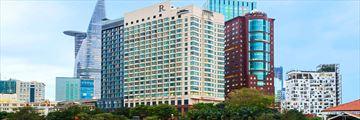 Renaissance Riverside Hotel Saigon, Hotel Exterior