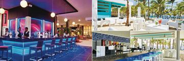 Riu Bambu, La Plaza Bar, Chill Out Bar and Pool Bar