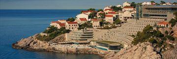 Rixos Premium Dubrovnik exterior view