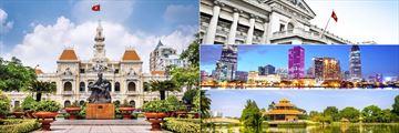 Saigon Museums, Cityscape & Architecture