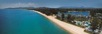 Outrigger Laguna Phuket aerial view