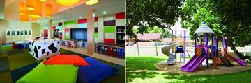 Outrigger Laguna Phuket Beach Resort, Koh Kids' Club Interior and Outdoor Playground