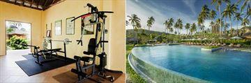 Phi Phi Island Village Beach Resort, Fitness Centre and Infinity Pool