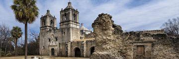 San Antonio's Mission, Texas