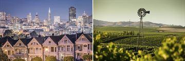 San Francisco & The Californian Winelands