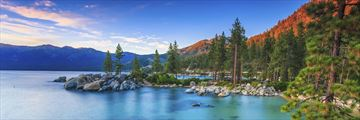 Sand Harbor at Lake Tahoe