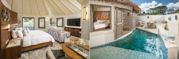 Sandals Royal Barbados, South Seas Royal Rondoval Butler Suite with Private Pool Sanctuary