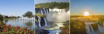 Sao Paulo & Iguassu Falls