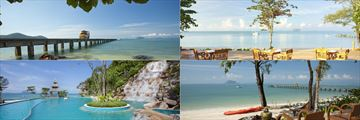 Sea and Pool Santhiya Koh Yao Yai Resort