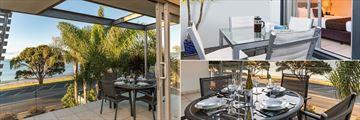 Sea Spray Suites, Two Bedroom Premium Balcony, One Bedroom Deluxe Outdoor Area and One Bedroom Premium Balcony