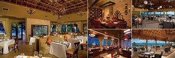 Dining Options at Secrets Aura Cozumel