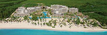 Secrets Cap Cana Resort & Spa, Aerial View of Resort